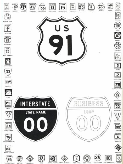 state road signs