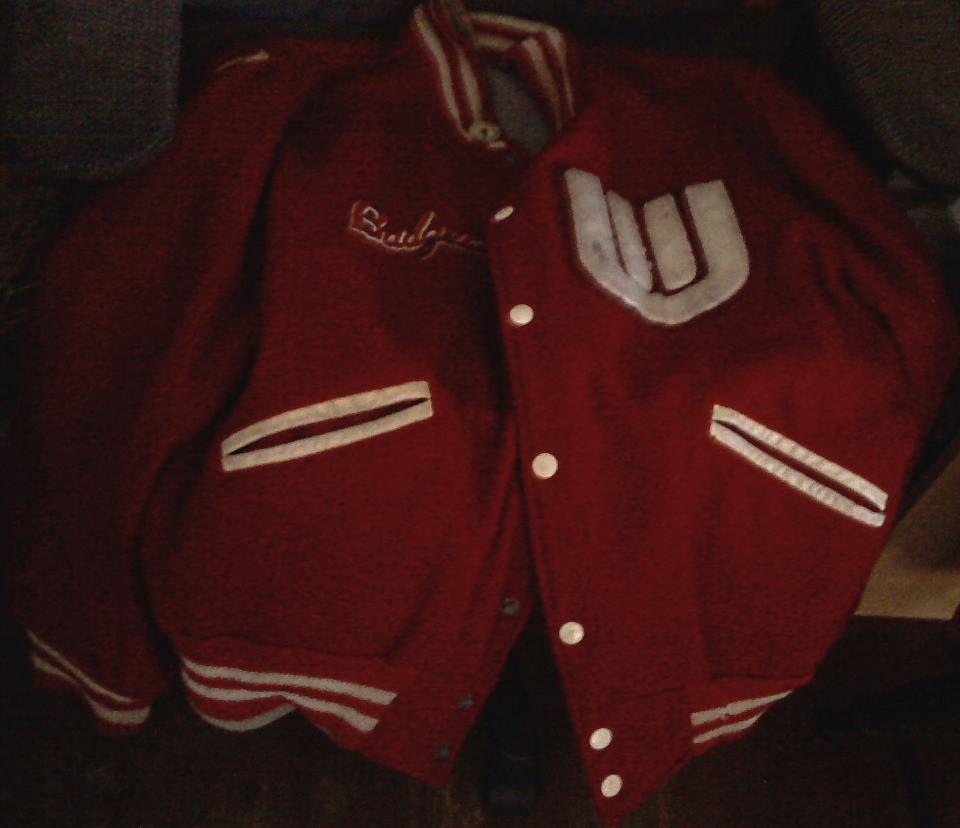 UW Band jacket